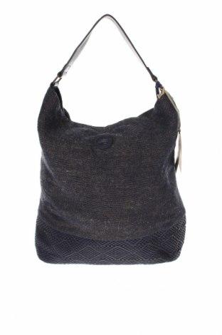 Dámska kabelka  Timberland, Farba Modrá, Textil, pravá koža , Prírodný velur , Cena  33,87€