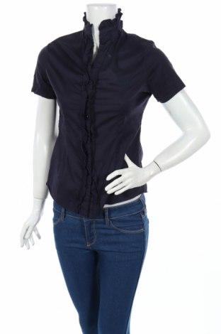 Дамска риза Ambition Fly, Размер M, Цвят Син, 96% памук, 4% еластан, Цена 4,20лв.
