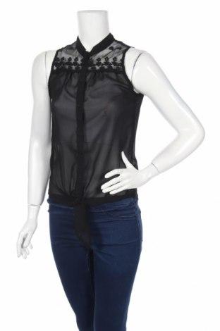 Дамска риза Bodyflirt, Размер S, Цвят Черен, Полиестер, Цена 17,85лв.