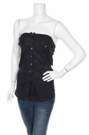 Дамска риза Gate Woman, Размер S, Цвят Черен, Памук, Цена 4,54лв.