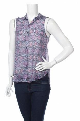 Дамска риза H&M, Размер XS, Цвят Многоцветен, Полиестер, Цена 3,68лв.