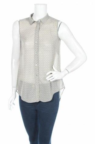 Дамска риза H&M, Размер M, Цвят Многоцветен, Полиестер, Цена 4,73лв.