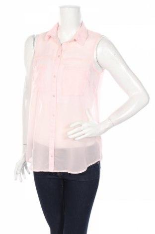 Дамска риза Pimkie, Размер M, Цвят Розов, Полиестер, Цена 4,46лв.