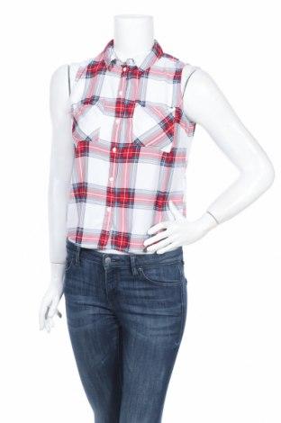 Γυναικείο πουκάμισο Tally Weijl, Μέγεθος M, Χρώμα Πολύχρωμο, Βισκόζη, Τιμή 3,31€