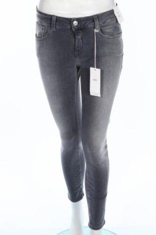 Blugi de femei Closed, Mărime L, Culoare Gri, 92% bumbac, 8% elastan, Preț 172,90 Lei