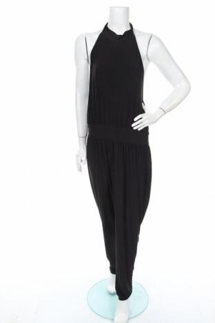 Γυναικεία σαλοπέτα Boohoo, Μέγεθος XL, Χρώμα Μαύρο, 95% πολυεστέρας, 5% ελαστάνη, Τιμή 7,80€