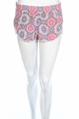 Дамски къс панталон, Размер XS, Цвят Многоцветен, Цена 10,73лв.