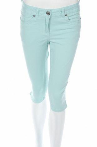 Дамски къс панталон Blue Motion, Размер S, Цвят Син, 98% памук, 2% еластан, Цена 16,86лв.
