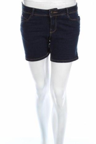 Дамски къс панталон Cache Cache, Размер XS, Цвят Син, 98% памук, 2% еластан, Цена 14,56лв.