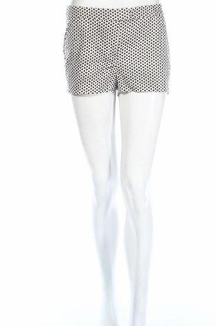 Дамски къс панталон H&M, Размер S, Цвят Черен, 98% памук, 2% еластан, Цена 18,11лв.
