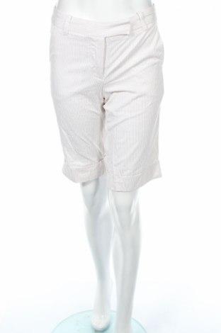 Γυναικείο κοντό παντελόνι H&M, Μέγεθος XS, Χρώμα  Μπέζ, 82% βαμβάκι, 16% πολυαμίδη, 2% ελαστάνη, Τιμή 3,21€