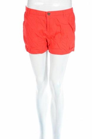 Дамски къс панталон H&M L.o.g.g, Размер M, Цвят Червен, Цена 14,18лв.