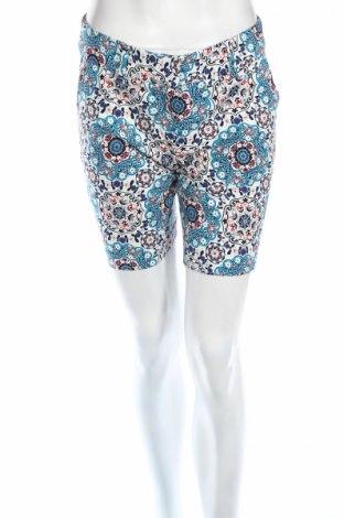 Дамски къс панталон Jasmine & Juliana, Размер S, Цвят Многоцветен, 97% памук, 3% еластан, Цена 13,03лв.