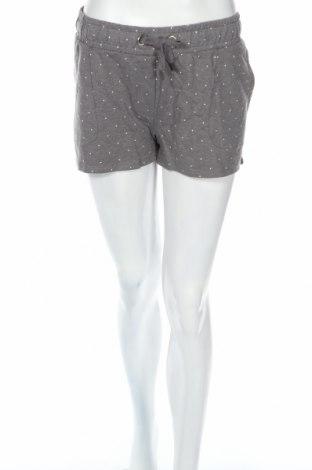 Дамски къс панталон Kiabi, Размер XL, Цвят Сив, 50% памук, 44% полиестер, 6% еластан, Цена 8,40лв.