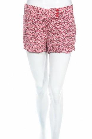 Дамски къс панталон Rose Bud, Размер L, Цвят Многоцветен, Вискоза, Цена 13,39лв.