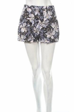 Дамски къс панталон Topshop, Размер S, Цвят Многоцветен, Полиестер, Цена 19,64лв.
