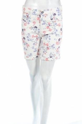 Дамски къс панталон Yessica, Размер S, Цвят Многоцветен, 68% памук, 30% полиестер, 2% еластан, Цена 13,39лв.