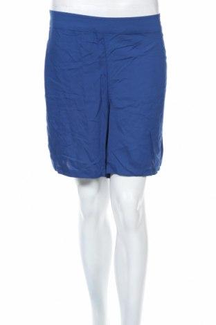 Дамски къс панталон Yessica, Размер XL, Цвят Син, Вискоза, Цена 11,81лв.