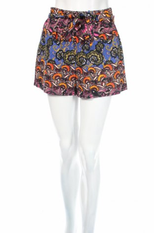 Női rövidnadrág Zara Trafaluc, Méret M, Szín Sokszínű, 97% pamut, 3% elasztán, Ár 3432 Ft