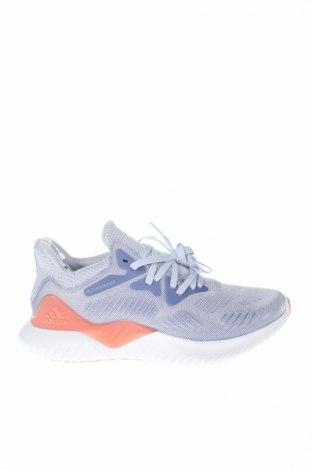 Дамски обувки Adidas, Размер 40, Цвят Син, Текстил, полиуретан, Цена 82,16лв.
