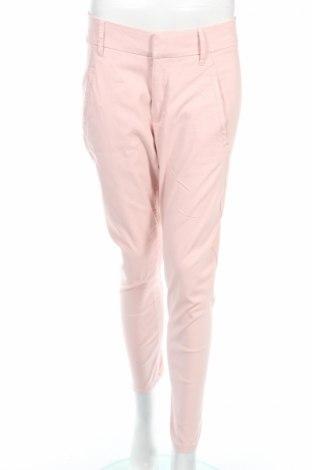 Dámské kalhoty  Design By Kappahl, Rozměr L, Barva Růžová, 77% viskóza, 20% polyamide, 3% elastan, Cena  200,00Kč