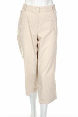 Γυναικείο παντελόνι G.W., Μέγεθος XL, Χρώμα  Μπέζ, Τιμή 5,67€