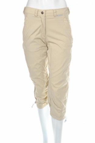 Дамски спортен панталон Icepeak, Размер S, Цвят Бежов, 93% полиамид, 7% еластан, Цена 8,00лв.