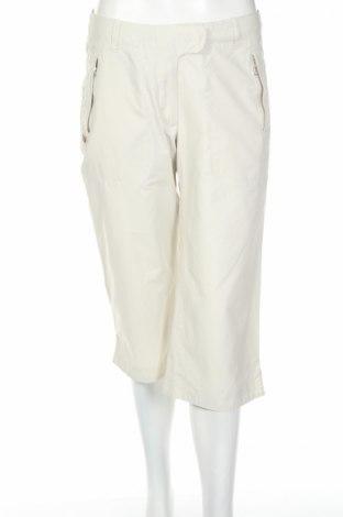 Дамски панталон Napapijri, Размер M, Цвят Бежов, 70% памук, 30% полиамид, Цена 9,88лв.