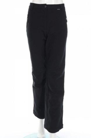 Дамски панталон за зимни спортове Icepeak, Размер L, Цвят Черен, 94% полиестер, 6% еластан, Цена 84,00лв.