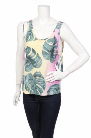 Γυναικείο αμάνικο μπλουζάκι Adidas Originals, Μέγεθος S, Χρώμα Πολύχρωμο, Πολυεστέρας, Τιμή 19,05€