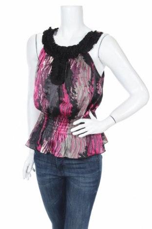 Γυναικείο αμάνικο μπλουζάκι Bisou Bisou By Michele Bohbot, Μέγεθος M, Χρώμα Πολύχρωμο, Πολυεστέρας, Τιμή 9,09€