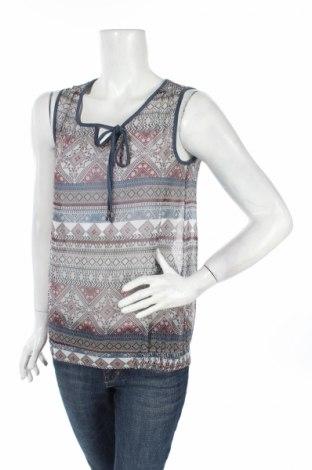 Γυναικείο αμάνικο μπλουζάκι Geisha, Μέγεθος XS, Χρώμα Πολύχρωμο, Πολυεστέρας, Τιμή 2,44€