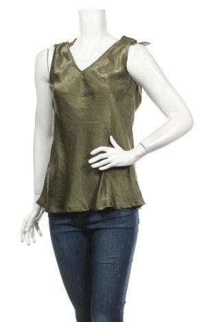Γυναικείο αμάνικο μπλουζάκι Justfab, Μέγεθος S, Χρώμα Πράσινο, Τιμή 2,27€