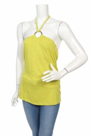 Γυναικείο αμάνικο μπλουζάκι Lola & Liza, Μέγεθος M, Χρώμα Πράσινο, 92% βισκόζη, 8% ελαστάνη, Τιμή 2,92€