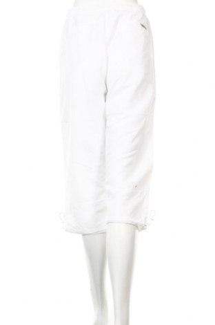 Дамско спортно долнище Masita, Размер M, Цвят Бял, Полиестер, Цена 20,64лв.