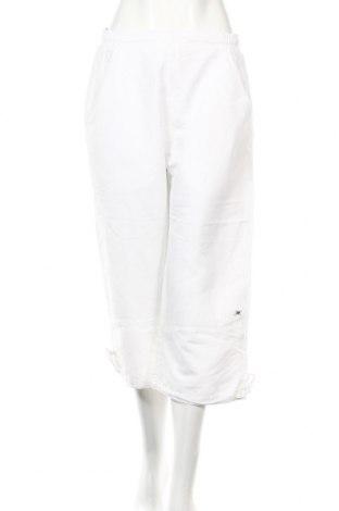 Дамско спортно долнище Masita, Размер L, Цвят Бял, Полиестер, Цена 20,64лв.