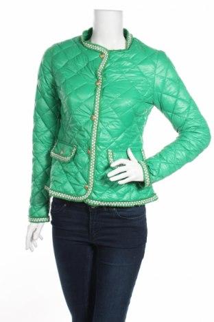 Дамско яке Monte Cervino, Размер S, Цвят Зелен, Полиамид, Цена 23,40лв.