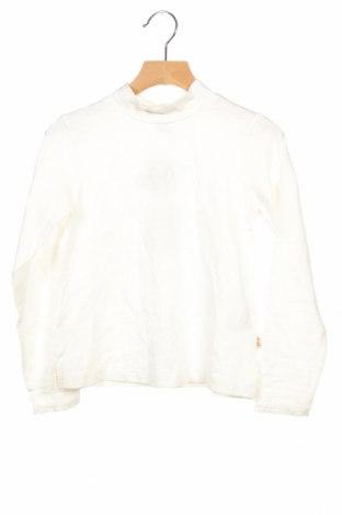 Детска блуза, Размер 7-8y/ 128-134 см, Цвят Бял, Памук, Цена 24,00лв.
