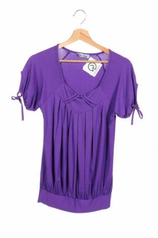 Детска блуза Blue Day`s, Размер 13-14y/ 164-168 см, Цвят Лилав, Цена 3,68лв.