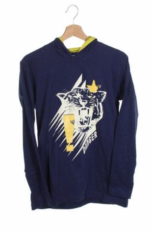 Παιδική μπλούζα Bpc Bonprix Collection, Μέγεθος 13-14y/ 164-168 εκ., Χρώμα Μπλέ, Βαμβάκι, Τιμή 4,95€