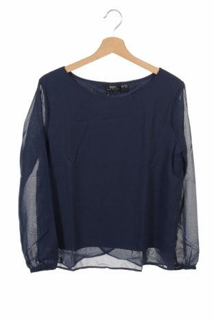 Детска блуза Bpc Bonprix Collection, Размер 14-15y/ 168-170 см, Цвят Син, 100% полиестер, Цена 25,50лв.