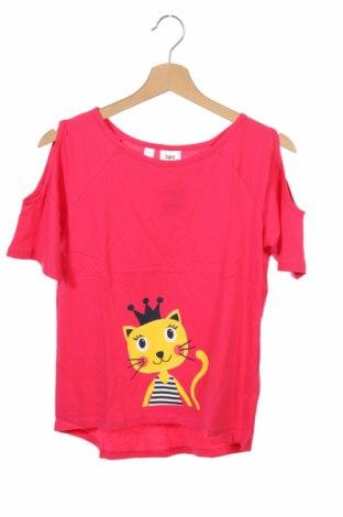 Παιδική μπλούζα Bpc Bonprix Collection, Μέγεθος 11-12y/ 152-158 εκ., Χρώμα Ρόζ , 100% βαμβάκι, Τιμή 7,65€