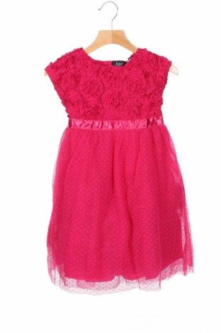 Detské šaty  Bpc Bonprix Collection, Veľkosť 2-3y/ 98-104 cm, Farba Ružová, Polyamide, Cena  13,71€