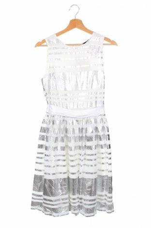 Detské šaty  Bpc Bonprix Collection, Veľkosť 14-15y/ 168-170 cm, Farba Biela, Polyester, Cena  12,37€