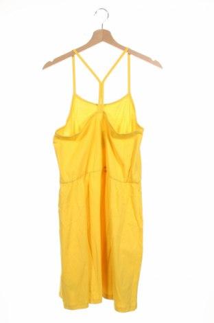 Детска рокля Bpc Bonprix Collection, Размер 15-18y/ 170-176 см, Цвят Жълт, 100% памук, Цена 34,50лв.