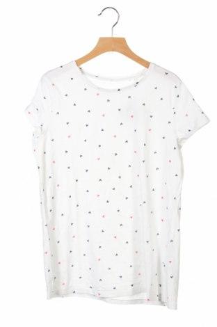 Detské tričko Here+There, Veľkosť 15-18y/ 170-176 cm, Farba Biela, Bavlna, Cena  3,63€