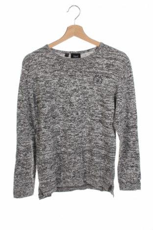 Детски пуловер Bpc Bonprix Collection, Размер 11-12y/ 152-158 см, Цвят Сив, Памук, Цена 13,65лв.