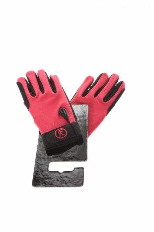 Mănuși de copii Riders Trend, Culoare Roșu, Piele ecologică, elastan, Preț 32,84 Lei