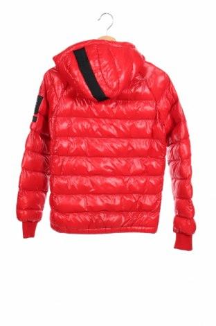 Детско яке Peak Performance, Размер 12-13y/ 158-164 см, Цвят Червен, Полиамид, Цена 131,12лв.