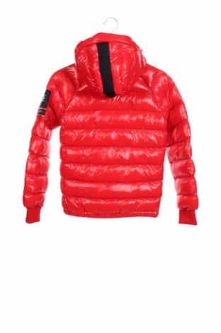Детско яке Peak Performance, Размер 10-11y/ 146-152 см, Цвят Червен, Полиамид, Цена 131,12лв.